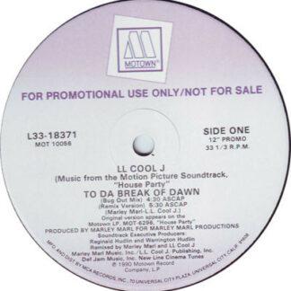 LL Cool J - To Da Break Of Dawn (12