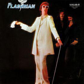 Flashman (3) - Flashman (LP)