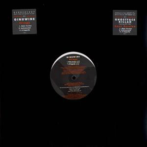 "Ginuwine / Ghostface Killah Featuring Ruff Endz - Stingy / Love Session (12"")"