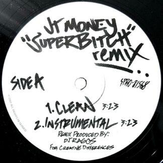"JT Money - Superbitch (Remix) (12"", Promo)"