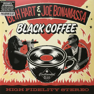 Beth Hart & Joe Bonamassa - Black Coffee (2xLP, Album, 180)