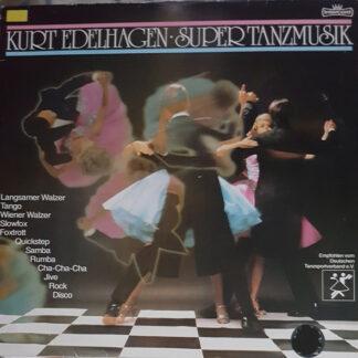 Kurt Edelhagen - Super Tanzmusik (LP, Album)