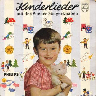 """Die Wiener Sängerknaben - Kinderlieder Mit Den Wiener Sängerknaben II (7"""")"""