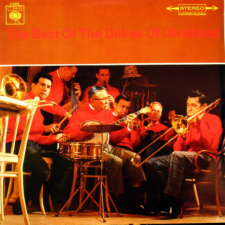The Dukes Of Dixieland - The Best Of The Dukes Of Dixieland (LP, Album)