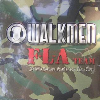 """Walkmen - F-L-A Team / Tropic States (12"""", Single)"""