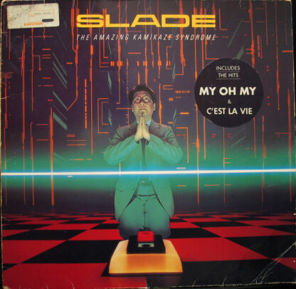 Slade - The Amazing Kamikaze Syndrome (LP, Album)