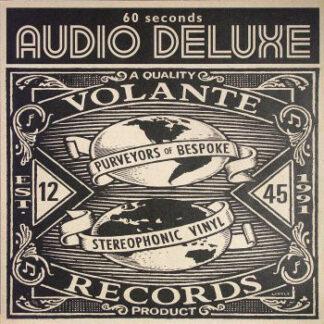 """Audio Deluxe - 60 Seconds (12"""")"""