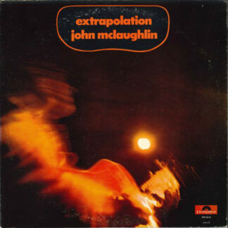 John McLaughlin - Extrapolation (LP, Album)