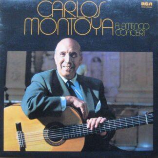 Carlos Montoya - Flamenco Concert (LP, Album)
