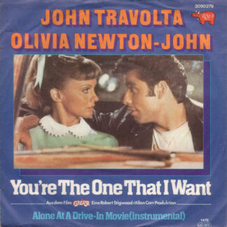 John Travolta, Olivia Newton-John - You're The One That I Want (7