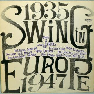 Various - Swing In Europe (LP, Comp)