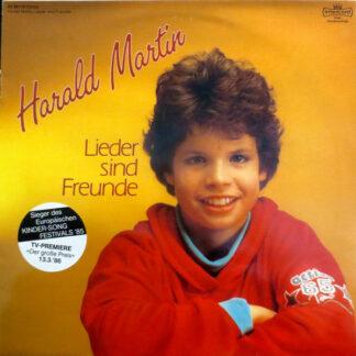 Harald Martin - Lieder Sind Freunde (LP)