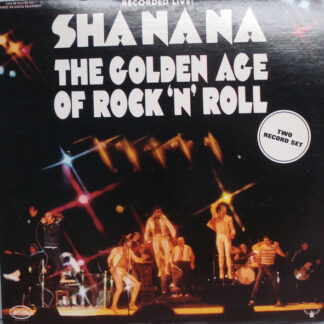 Sha Na Na - The Golden Age Of Rock 'n' Roll (2xLP, Album, Son)
