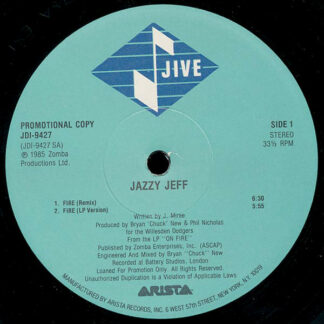 "Joe Public - Live And Learn (12"")"