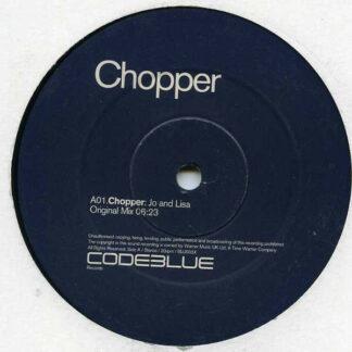 "Chopper - Jo And Lisa (12"", Ltd, Promo)"