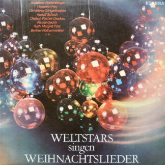 Various - Weltstars Singen Weihnachtslieder (LP, Comp)