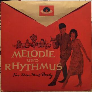 """Various - Melodie Und Rhythmus Für Ihre Tanzparty (7"""", Mono, Promo)"""