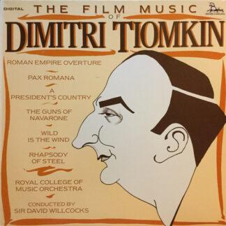 Dimitri Tiomkin - The Film Music Of Dimitri Tiomkin (LP)