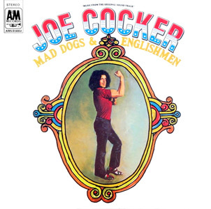 Joe Cocker - Mad Dogs & Englishmen (2xLP, Album, RE, Gat)