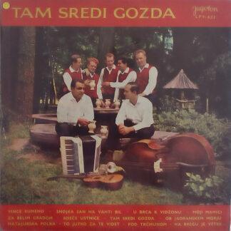 """Beneški Fantje - Tam Sredi Gozda (10"""", Album)"""