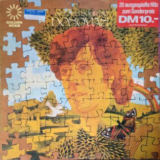 Donovan - Golden Hour Of Donovan (LP, Comp)