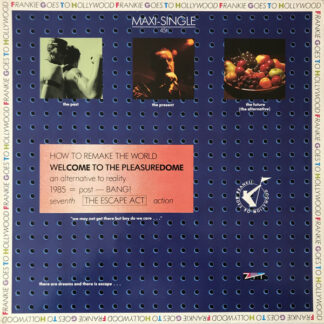 """Frankie Goes To Hollywood - Welcome To The Pleasuredome (12"""", Maxi)"""