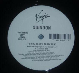 Quindon - It's You That's On My Mind (12