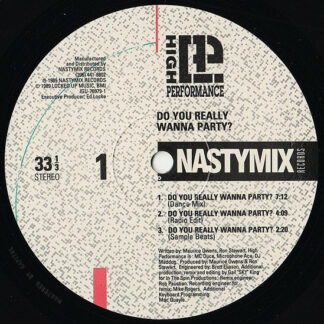 """Heavy D. & The Boyz - Is It Good To You (12"""", Promo)"""