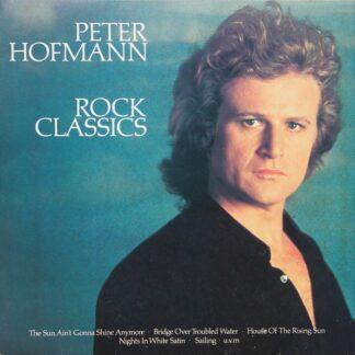 Peter Hofmann - Rock Classics (LP, Album, RP)