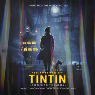 John Williams (4) - The Adventures Of Tintin (The Secret Of The Unicorn) (Music From The Motion Picture) (2xLP, Album, Ltd, Num, Tra)