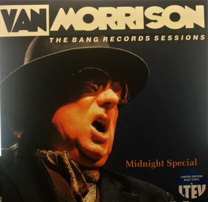 Van Morrison - The Bang Records Sessions  Midnight Special (2xLP, Comp, Ltd, Tra)