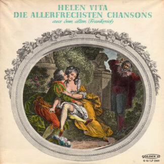Helen Vita - Die Allerfrechsten Chansons Aus Dem Alten Frankreich (LP)