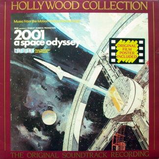 Various - 2001: A Space Odyssey (LP, Album, RE)