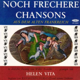 Helen Vita - Noch Frechere Chansons Aus Dem Alten Frankreich (LP)