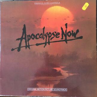 Carmine Coppola  &  Francis Coppola* - Apocalypse Now - Original Motion Picture Soundtrack (2xLP, Album, Gat)