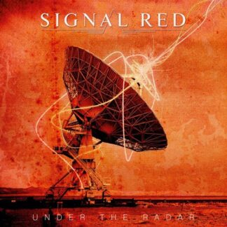 Signal Red - Under The Radar (2xLP, Album, Etch, Ltd, Num, Red)