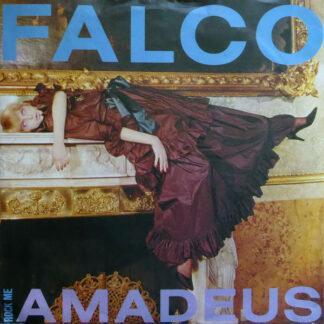 "Falco - Rock Me Amadeus (7"", Single)"