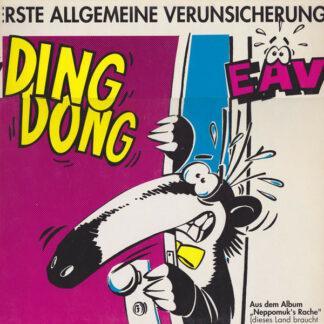 """Erste Allgemeine Verunsicherung* - Ding Dong (12"""", Maxi)"""
