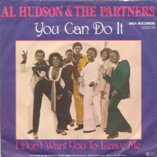 Al Hudson & The Partners - You Can Do It (7