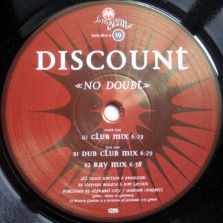 "Discount - No Doubt (12"")"