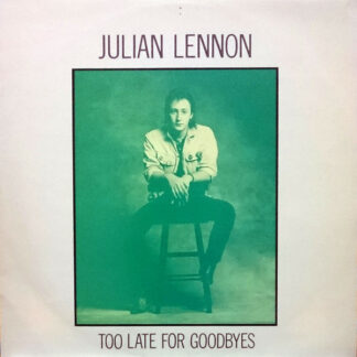 "Julian Lennon - Too Late For Goodbyes (12"", Single)"