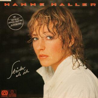 Hanne Haller - Stärker Als Ich (LP, Album)