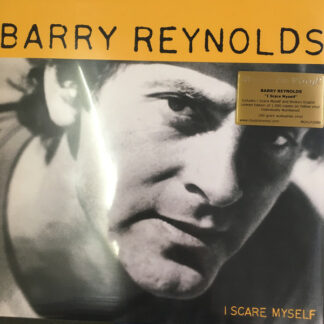 Barry Reynolds - I Scare Myself (LP, Album, Ltd, Num, Yel)