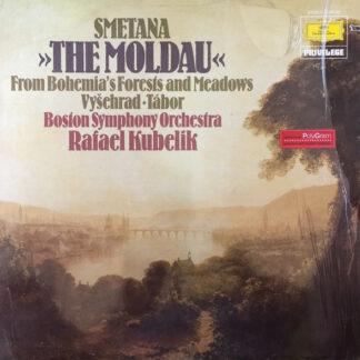 Smetana* - Boston Symphony Orchestra / Rafael Kubelik - The Moldau (LP, RE)