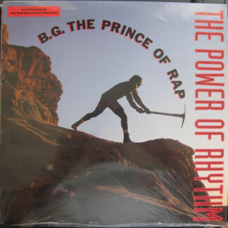 "B.G. The Prince Of Rap - The Power Of Rhythm (12"")"