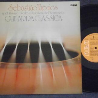 Sebastião Tapajós - Guitarra Classica (LP, Album)