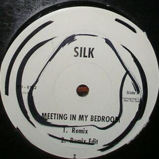 """Silk (4) - Meeting In My Bedroom (12"""", Promo)"""