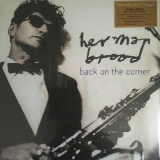 Herman Brood - Back On The Corner (LP, Album, Ltd, Num, Tra)