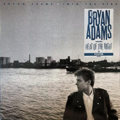 Bryan Adams - Into The Fire (LP, Album)