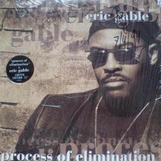 "Eric Gable - Process Of Elimination (12"", Ltd)"